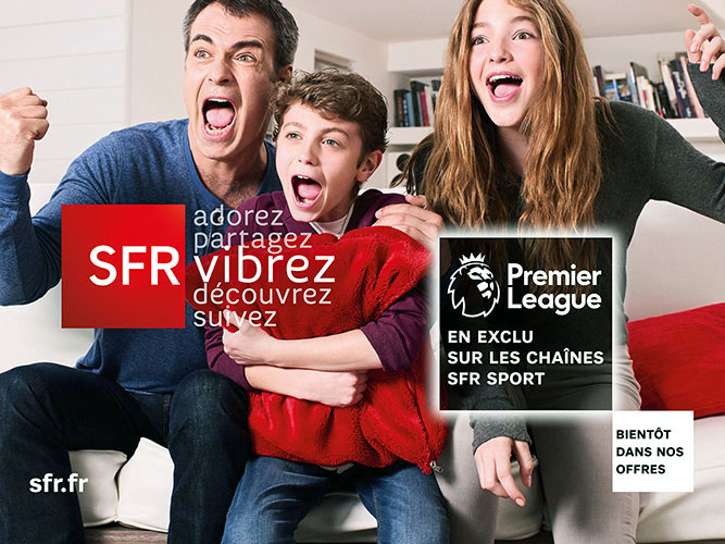 SFR national campaign