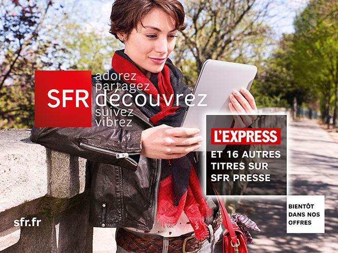 SFR national campaign