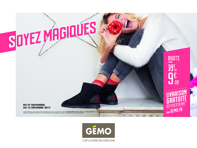 Gemo national campaign