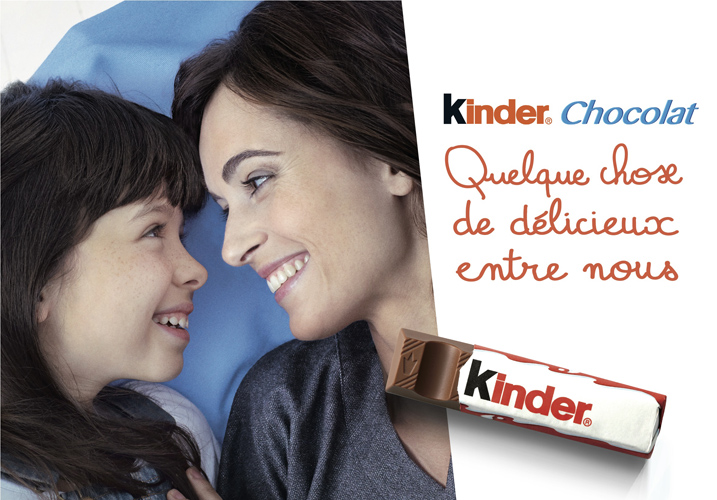 Kinder national campaign