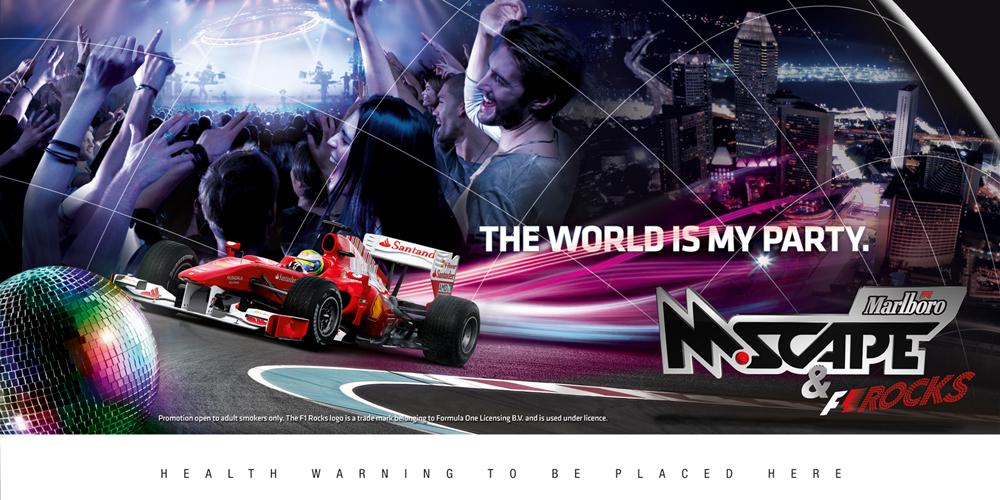 Marlboro world wide campaign