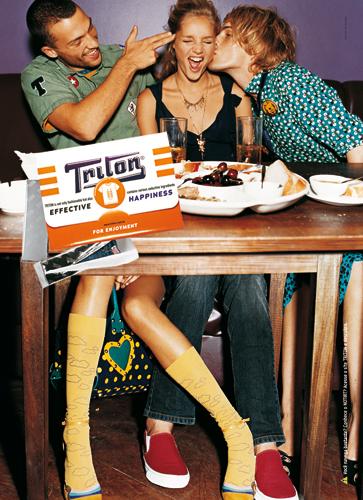 Triton Brésil national campaign